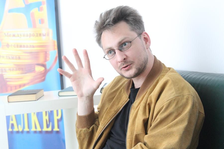 Александр Хант: «Я не пытался показать зрителю тьму»