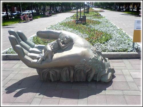 В Красноярске в Октябрьском районе появится «Добрый» сквер