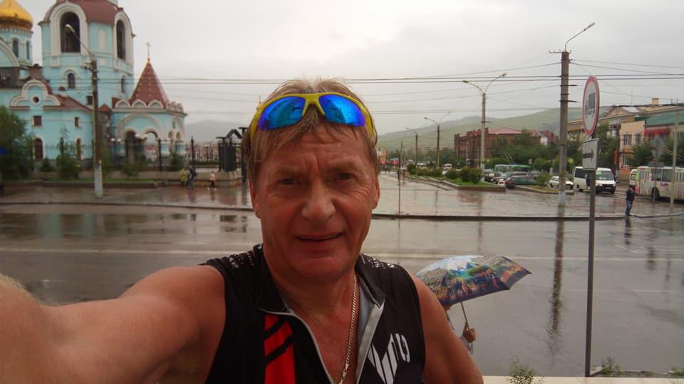 Красноярские триатлонисты отправились в Читу и застали наводнение