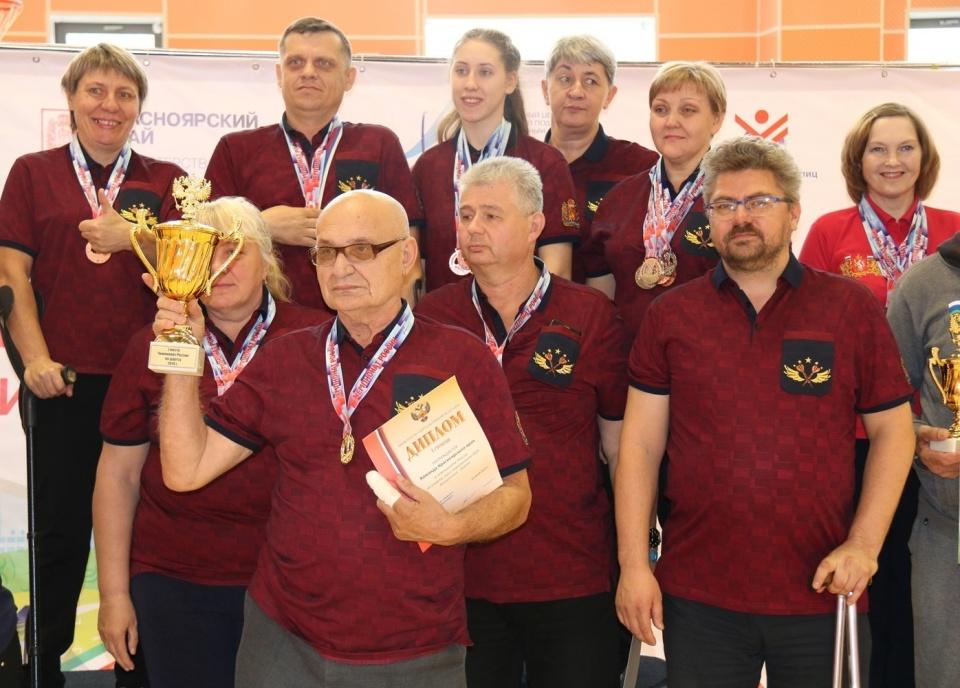 Красноярск принял чемпионат России по дартсу