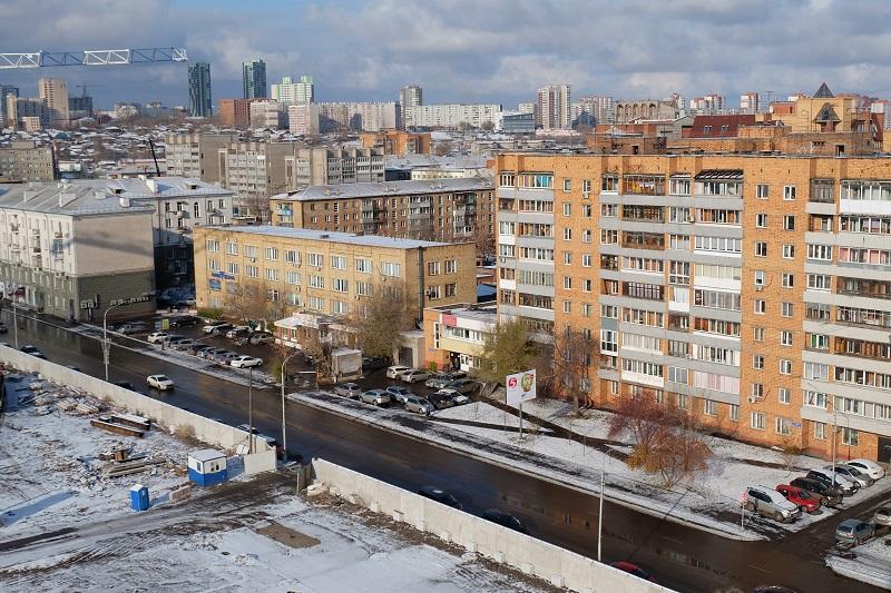 Красноярские таксисты воспользовались гололёдом и подняли цены