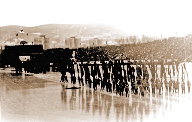 Как проходила Зимняя спартакиада народов СССР в Красноярске 30 лет назад